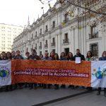 DECLARACIÓN PÚBLICA DE LA SCAC SOBRE LA NO REALIZACIÓN DE COP 25